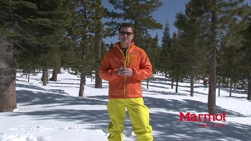 MARMOT Men's Isotherm Jacket - image 5 from the video