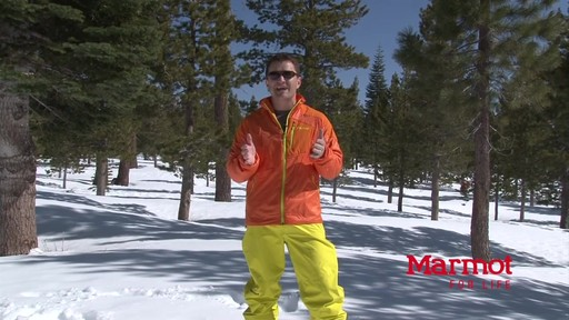 MARMOT Men's Isotherm Jacket - image 6 from the video