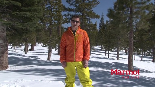 MARMOT Men's Isotherm Jacket - image 7 from the video