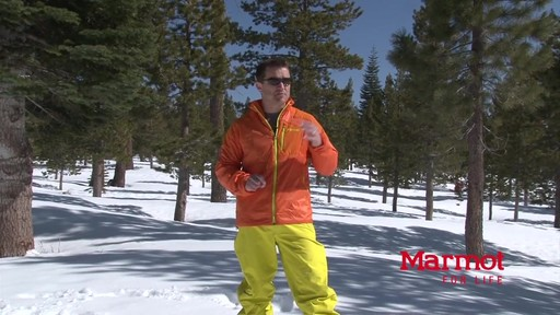 MARMOT Men's Isotherm Jacket - image 8 from the video