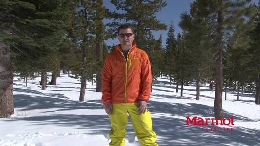 MARMOT Men's Isotherm Jacket - image 9 from the video