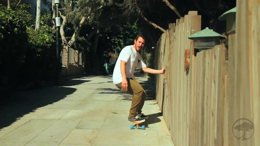 ARBOR Fish Bamboo Longboard - image 2 from the video