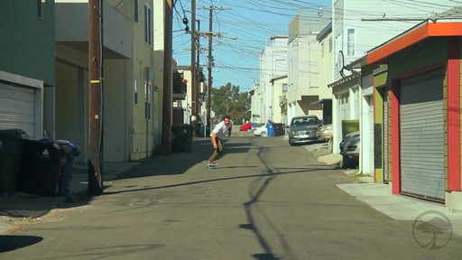 ARBOR Fish Bamboo Longboard - image 3 from the video