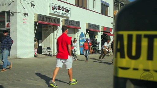 ARBOR Fish Bamboo Longboard - image 5 from the video