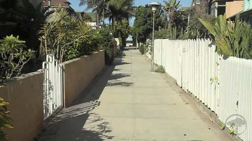 ARBOR Fish Bamboo Longboard - image 6 from the video