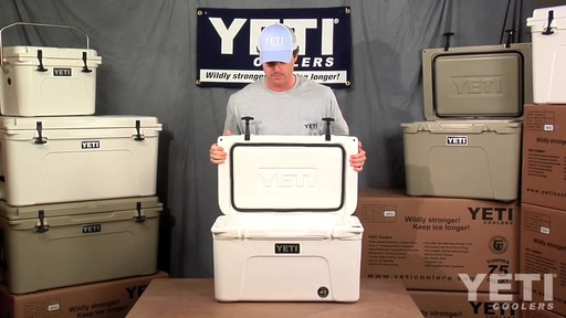 YETI COOLERS Tundra 45 Cooler - image 2 from the video