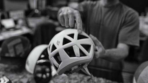 BLACK DIAMOND Vector Climbing Helmet - image 2 from the video