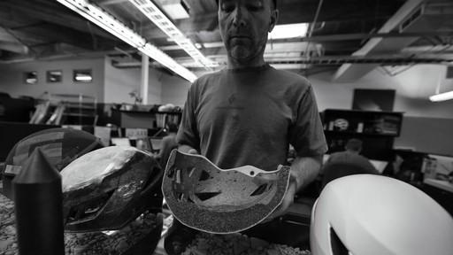 BLACK DIAMOND Vector Climbing Helmet - image 3 from the video