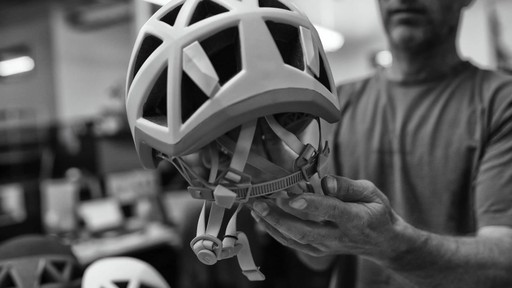 BLACK DIAMOND Vector Climbing Helmet - image 4 from the video