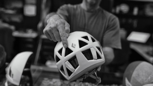 BLACK DIAMOND Vector Climbing Helmet - image 7 from the video
