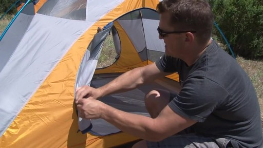 MARMOT Limelight 3P Tent - image 7 from the video