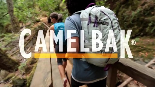 CAMELBAK Daystar & Helena Packs - image 1 from the video