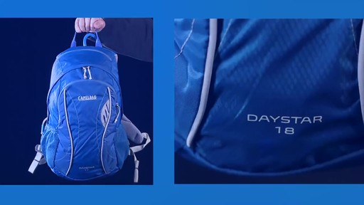 CAMELBAK Daystar & Helena Packs - image 6 from the video