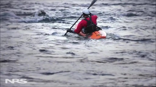 NRS Stampede Paddling Jacket - image 10 from the video