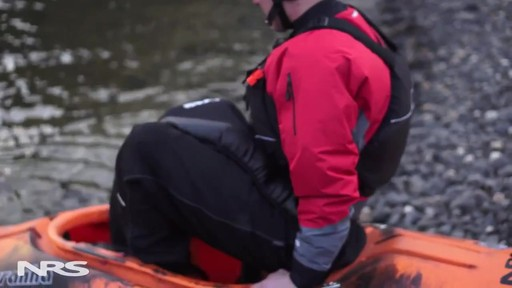 NRS Stampede Paddling Jacket - image 2 from the video