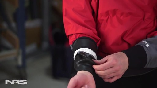 NRS Stampede Paddling Jacket - image 6 from the video