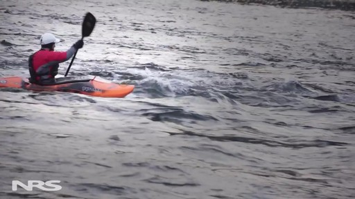 NRS Stampede Paddling Jacket - image 8 from the video