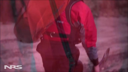 NRS Stampede Paddling Jacket - image 9 from the video