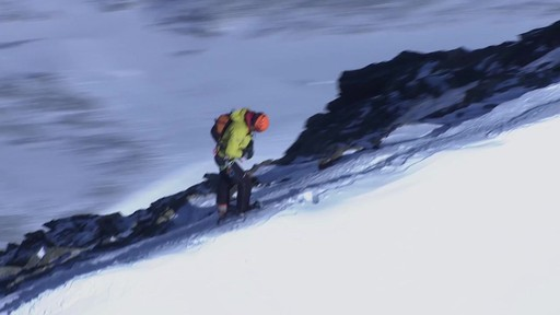 PETZL Ergo, Nomic and Quark Ice Axes - image 5 from the video