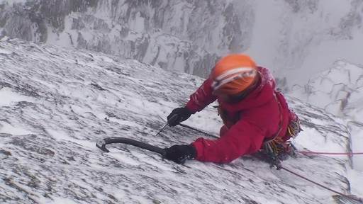 PETZL Ergo, Nomic and Quark Ice Axes - image 6 from the video