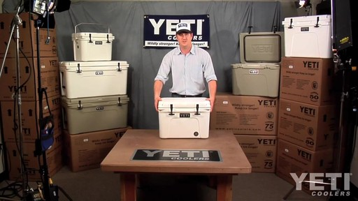 YETI COOLERS Tundra 35 Cooler - image 3 from the video