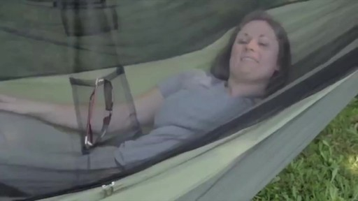 BYER Moskito Kakoon Hammock - image 6 from the video