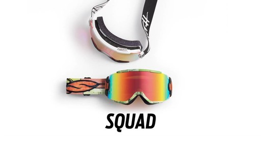SMITH Squad Snow Goggles - image 1 from the video