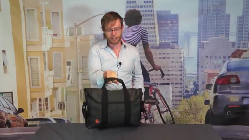 TIMBUK2 Sidebar Briefcase - image 10 from the video
