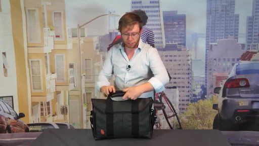 TIMBUK2 Sidebar Briefcase - image 3 from the video