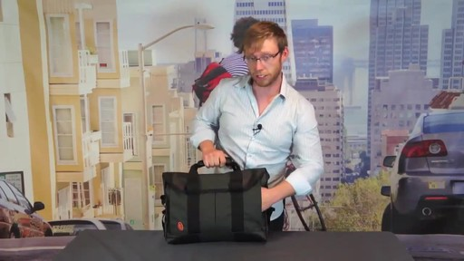 TIMBUK2 Sidebar Briefcase - image 7 from the video