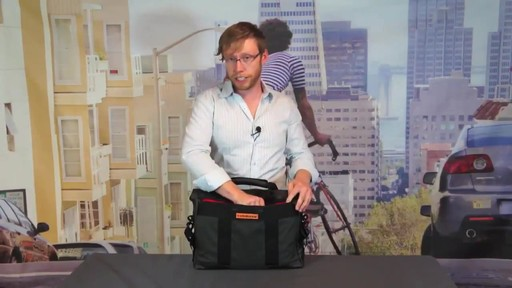 TIMBUK2 Sidebar Briefcase - image 8 from the video