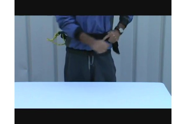 SEALS How to Use a Tow Rope Belt - image 9 from the video