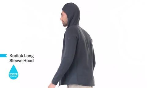 ICEBREAKER Men's Kodiak Hoodie - image 9 from the video