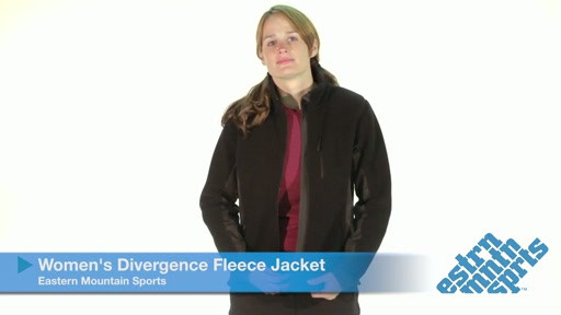 EMS Divergence Fleece Jacket - Women's - image 1 from the video