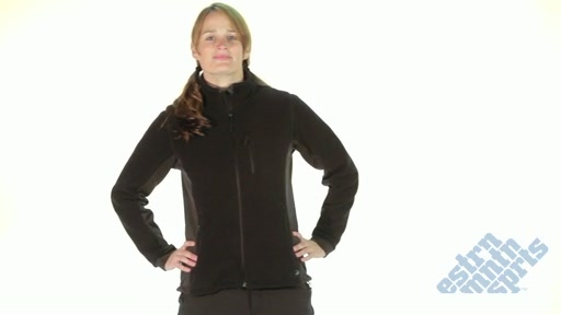 EMS Divergence Fleece Jacket - Women's - image 10 from the video
