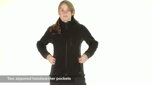 EMS Divergence Fleece Jacket - Women's - image 5 from the video