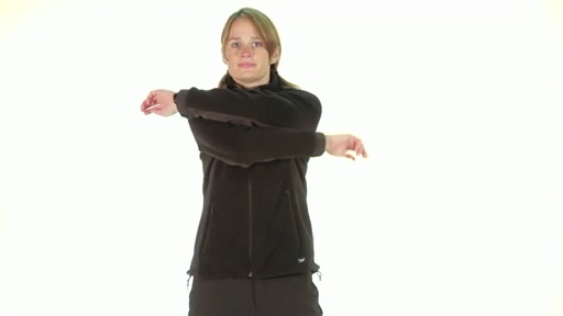EMS Divergence Fleece Jacket - Women's - image 7 from the video