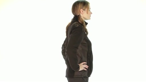 EMS Divergence Fleece Jacket - Women's - image 9 from the video