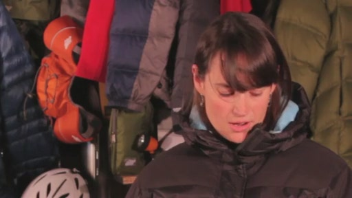 EMS Cotopaxi Down Jacket - Women's - image 2 from the video