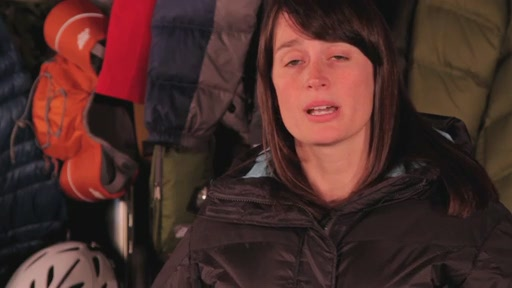 EMS Cotopaxi Down Jacket - Women's - image 3 from the video
