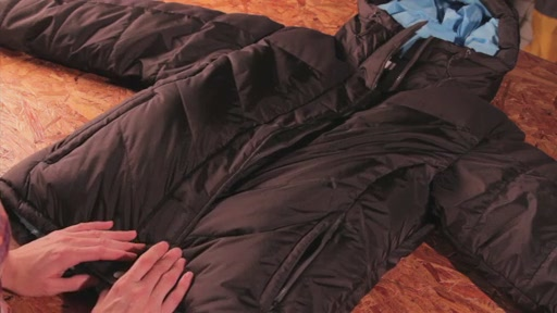 EMS Cotopaxi Down Jacket - Women's - image 7 from the video