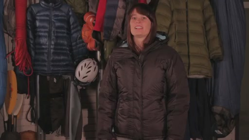 EMS Cotopaxi Down Jacket - Women's - image 8 from the video