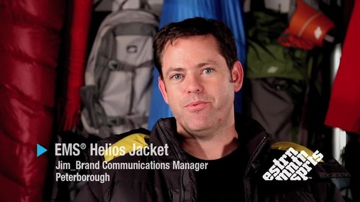EMS Men's Helios Down Jacket - image 1 from the video