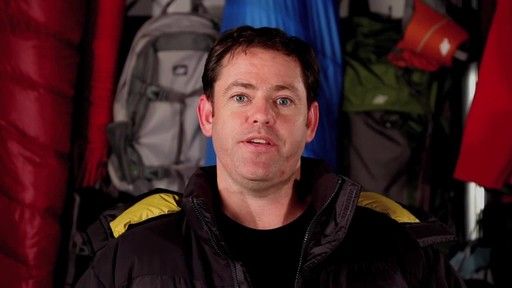 EMS Men's Helios Down Jacket - image 10 from the video