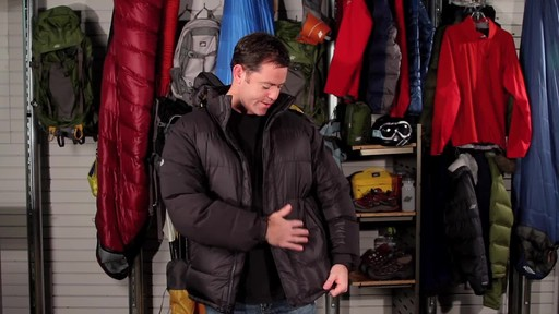 EMS Men's Helios Down Jacket - image 3 from the video