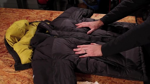 EMS Men's Helios Down Jacket - image 4 from the video