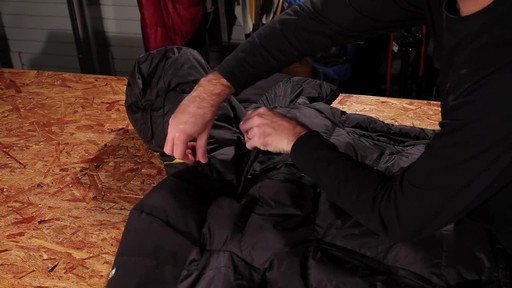 EMS Men's Helios Down Jacket - image 6 from the video