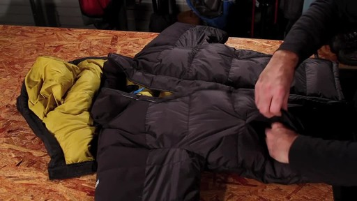 EMS Men's Helios Down Jacket - image 7 from the video