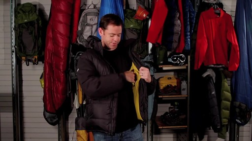 EMS Men's Helios Down Jacket - image 8 from the video