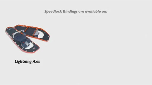 MSR Lightning Axis 25 Snowshoe - image 1 from the video